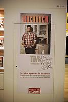 Werbung für das Kochbuch von Tim Mälzer beim Goldmann Verlag auf der Buchmesse