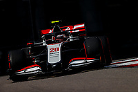 26th September 2020, Sochi, Russia; FIA Formula One Grand Prix of Russia, qualification;  20 Kevin Magnussen DEN, Haas F1 Team