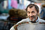 """THIS PHOTO IS AVAILABLE AS A PRINT OR FOR PERSONAL USE. CLICK ON """"ADD TO CART"""" TO SEE PRICING OPTIONS.   Roma man in Srbobran, Serbia."""