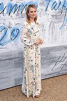 LONDON, UK. June 25, 2019: Cressida Bonas arriving for the Serpentine Gallery Summer Party 2019 at Kensington Gardens, London.<br /> Picture: Steve Vas/Featureflash