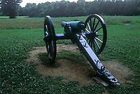 Battle site at Stone River, American Civil War , 1863
