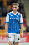 St Johnstone FC Season 2017-18<br />Kyle McClean<br />Picture by Graeme Hart.<br />Copyright Perthshire Picture Agency<br />Tel: 01738 623350  Mobile: 07990 594431