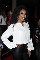 SÃO PAULO,SP, 23.10.2015 - FASHION-WEEK - Negra Li  momentos antes do desfile da grife Amapô durante o São Paulo Fashion Week (SPFW), em São Paulo (SP), nesta sexta-feira (23).  (Foto: Paduardo/Brazil Photo Press)