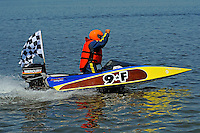 9-F victory lap (runabout)