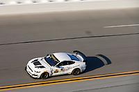 IMSA Continental Tire SportsCar Challenge<br /> The Roar Before the Rolex 24<br /> Daytona International Speedway<br /> Daytona Beach, FL USA<br /> Saturday 6 January 2018<br /> 59, Ford, Ford Mustang GT4, GS, Jack Roush Jr, Joey Atterbury<br /> World Copyright: Jake Galstad<br /> LAT Images