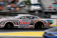 27th September 2020, Gainsville, Florida, USA;  Pro Stock driver Jason Line (4) Summit Racing during the 51st annual Amalie Motor Oil NHRA Gatornationals