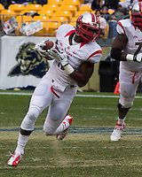 Rutgers wide receiver Tim Wright. The Pitt Panthers defeat the Rutgers Scarlet Knights 27-6 on Saturday, November 24, 2012 at Heinz Field , Pittsburgh, PA.