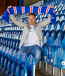 14.05.2018 Scott Arfield completes his move to Rangers