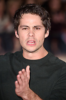 """Dylan O'Brien<br /> arriving for the """"Maze Runner: The Death Cure"""" Fan Screening at the Vue West End, Leicester Square, London<br /> <br /> <br /> ©Ash Knotek  D3370  22/01/2018"""