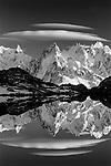 Les Aiguilles, Lac Blanc, French Alps, France