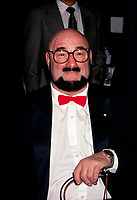 File Photo between 1991 and 1995 -  Former wrestler Maurice '' Mad Dog'' Vachon during the passage of the Olympic torch in downtown Montreal.<br /> <br /> Vachon died  November 21, 2013.
