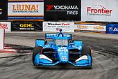#10: Alex Palou, Chip Ganassi Racing Honda