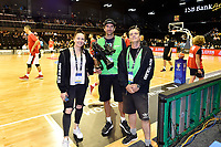 FIBA World Cup Basketball Qualifier - NZ Tall Blacks v Syria at TSB Bank Arena, Wellington, New Zealand on Sunday 2 2018. <br /> Photo by Masanori Udagawa. <br /> www.photowellington.photoshelter.com