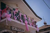 decorated<br /> <br /> Stage 15: Valdengo › Bergamo (199km)<br /> 100th Giro d'Italia 2017