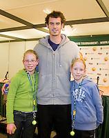 14-2-09,Rotterdam,ABNAMROWTT, Meet & Greet Andy Murray