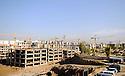 Iraq 2008.Erbil, new district under construction   <br /> Irak 2008. Nouveaux quarters de la ville d'Erbil en construction