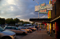South Congress Avenue - Soco Austin's hip, eclectic, fun art district - Stock Photo Image Gallery