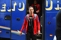 Gothenburg, Sweden - Thursday June 08, 2017: Carli Lloyd prior to an international friendly match between the women's national teams of Sweden (SWE) and the United States (USA) at Gamla Ullevi Stadium.