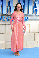 "Terri Seymour<br /> arriving for the ""Mama Mia! Here We Go Again"" World premiere at the Eventim Apollo, Hammersmith, London<br /> <br /> ©Ash Knotek  D3415  16/07/2018"