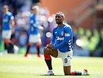 12.05.2019 Rangers v Celtic: Jermain Defoe