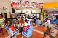 Africa,Ghana, Kumasi, african fastfood