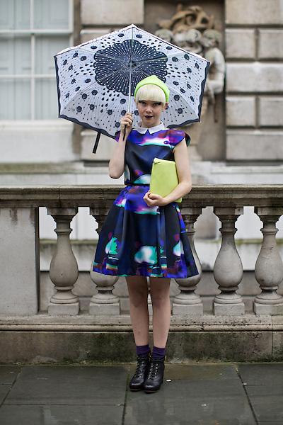 Stella Kattermann at London Fashion Week