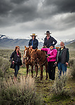 Paradise Valley Rendezvous with Shooting the West XXXI, Liz and Dave Sinclair—, Humboldt County, Nevada, April 12, 2019.<br /> .<br /> .<br /> .<br /> .<br /> @shootingthewest, @winnemuccanevada, #ShootingTheWest, @winnemuccaconventioncenter, #WinnemuccaNevada, #STWXXXI, #NevadaPhotographyExperience, #WCVA