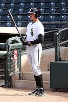 Trayce Thompson - Chicago White Sox - 2010 Instructional League.Photo by:  Bill Mitchell/Four Seam Images..