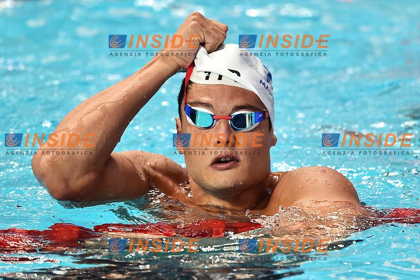 MANAUDOU Florent FRA Men's 50m Butterfly <br /> Day10 02/08/2015 Kazan Arena <br /> Swimming Nuoto <br /> XVI FINA World Championships Aquatics  <br /> Kazan Tatarstan RUS <br /> Photo Andrea Staccioli/Deepbluemedia/Insidefoto