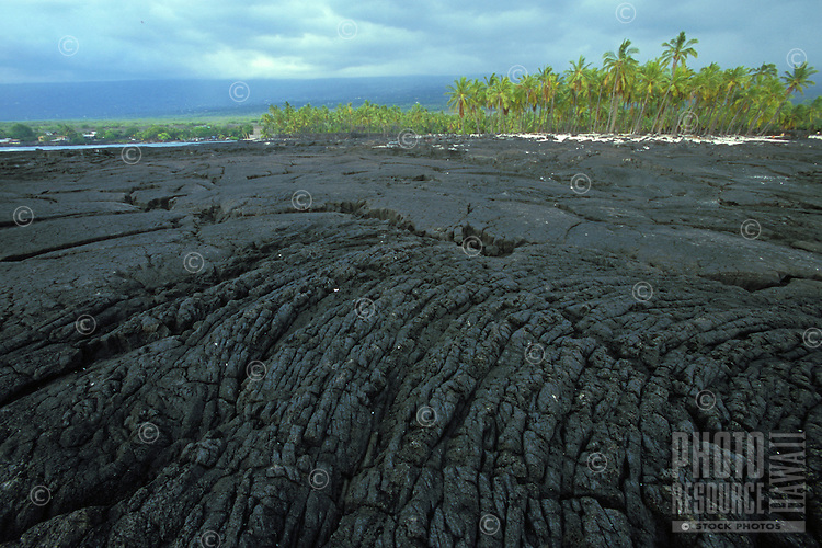 Lava Field, City of Refuge