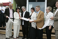 Montreal (qc) CANADA - 2007 file Photo-espace SEDNA V - Rebut Global : Line Beauchamps,, Jean Lemire