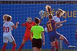 Liga IBERDROLA 2020-2021. Jornada: 12<br /> FC Barcelona vs Sevilla: 6-0.<br /> Alexia Putellas.