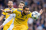 Medhi Benatia of Juventus in action during the UEFA Champions League 2017-18 quarter-finals (2nd leg) match between Real Madrid and Juventus at Estadio Santiago Bernabeu on 11 April 2018 in Madrid, Spain. Photo by Diego Souto / Power Sport Images