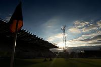 8th September 2020; Abbey Stadium, Cambridge, Cambridgeshire, England; EFL Trophy  Football, Cambridge United versus Fulham Under 21; General view of the Abbey Stadium
