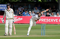 Shane Snater in bowling action for Essex during Essex CCC vs Gloucestershire CCC, LV Insurance County Championship Division 2 Cricket at The Cloudfm County Ground on 5th September 2021