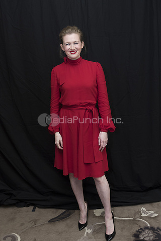 Mirielle Enos at the Hanna press conference, Beverly Hills, USA - 26 Mar 2019. Credit: Magnus Sundholm/Action Press/MediaPunch ***FOR USA ONLY***