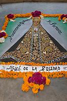 Matatlan, Oaxaca; Mexico; North America.  Day of the Dead Celebration
