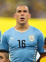 Maximiliano Pereira of Uruguay