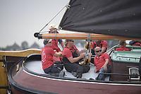 ZEILEN: FRYSLÂN: 2018, SKS Sintrale Kommisje Skûtsjesilen, Schippers, ©foto Martin de Jong