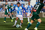 Oscar Rodriguez of CD Leganes during La Liga match between CD Leganes and RCD Espanyol at Butarque Stadium in Leganes, Spain. December 22, 2019. (ALTERPHOTOS/A. Perez Meca)