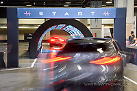 Jaguar vehicle demo. By Art Harman. You can feel the action thanks to the motion blur.