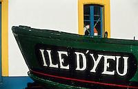 Europe/France/Pays de la Loire/85/Vendée/Ile d'Yeu/Port-Joinville