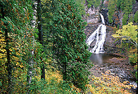 """Scenic Caribou River Falls""<br />