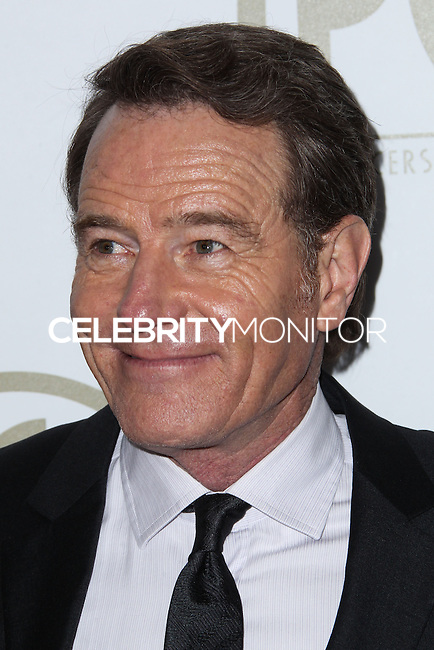 BEVERLY HILLS, CA - JANUARY 19: Bryan Cranston at the 25th Annual Producers Guild Awards held at The Beverly Hilton Hotel on January 19, 2014 in Beverly Hills, California. (Photo by Xavier Collin/Celebrity Monitor)
