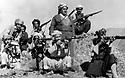 Iraq 1964<br /> Abul Wahab Agha Rowanduzi with his peshmergas<br /> Irak 1964<br /> Abdul Wahab Agha Rowanduzi et ses peshmergas<br /> > عیراق سالی 1964 , عه بدولوه هاب ئاغا روواندوزی له گه ل پیشمه رگه کانی