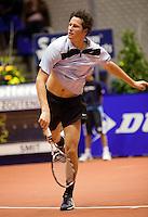 9-12-09, Rotterdam, Tennis, REAAL Tennis Masters 2009,   Jasper Smit