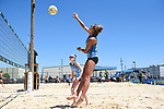 Tulane Beach Volleyball vs UL Monroe (2018)