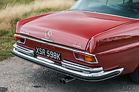 BNPS.co.uk (01202 558833)<br /> Pic: ClassicCarAuctions/BNPS<br /> <br /> A vintage Mercedes that belongs to one of the biggest punk icons in the world has emerged for sale for £70,000.<br /> <br /> The classic 280SE dates back to 1971 but has spent close to 30 years in the ownership of Hugh Cornwell - former lead singer in The Stranglers.<br /> <br /> Despite punk's reputation for 'sticking it to the establishment', the Mercedes offers the height of comfort and luxury.<br /> <br /> Cornwell bought it in 1992, when aged in his 40s, his bad-boy days were largely behind him and he had left the band two years earlier.<br /> <br /> He has kept it ever since and has invested heavily keeping up to the highest standards.