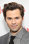 Andrews Rannells attends the Opening Night After Party for 'Falsettos'  at the New York Hilton Hotel on October 27, 2016 in New York City.