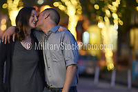 Army Off Duty Couple Dominic and Courtney